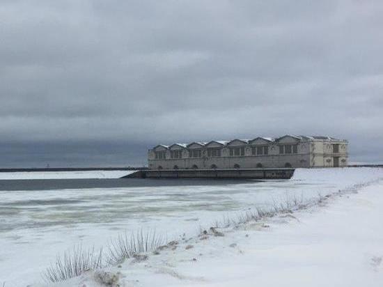 Рыбинская ГЭС снизила расходы