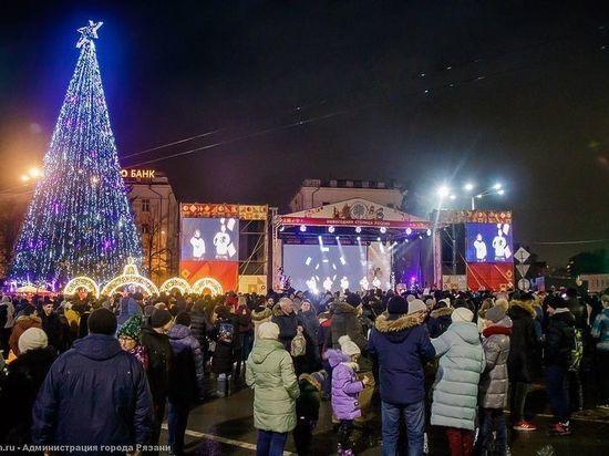 Рязанская прокуратура не нашла нарушений при организации «Новогодней столицы»