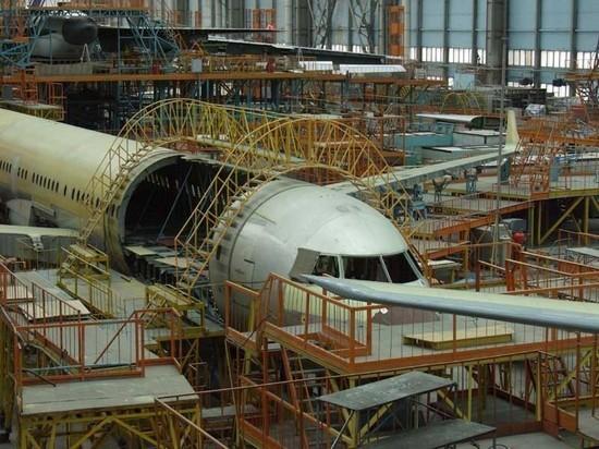 В Дагестане запустят цех по сборке самолетов