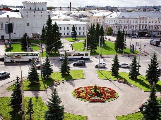Мэрия согласовала проект межевания площади Волкова