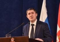 Полпред президента в ПФО Игорь Комаров представил врио губернатора Пермского края