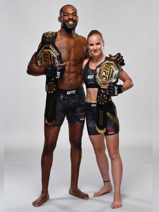 Время чемпионов: Джонс и Шевченко попробуют защитить свои пояса