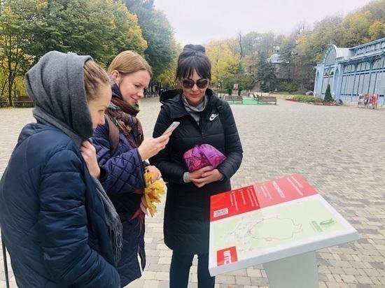 Зимой и летом популярен в Железноводске мобильный гид МТС