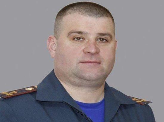 Президент назначил замначальника ГУ МЧС по Ростовской области