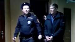 Суд Москвы избирает меру пресечения поджигателю Никулинского суда