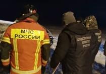 СК возбудил дело после крушения вертолета Хайруллина