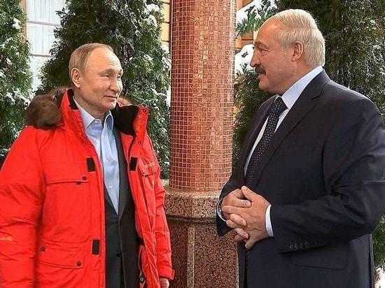 На интеграции России и Белоруссии поставили крест