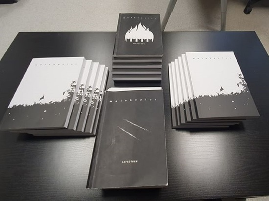 Краснодарская полиция вернула тираж альманаха moloko plus, где искали экстремизм