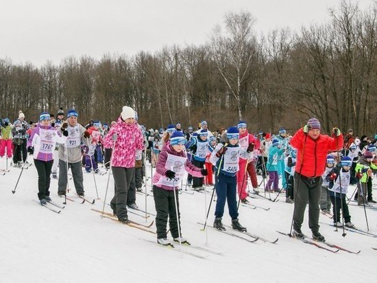 В Ивановской области «Лыжня России» побьет рекорд по количеству участников