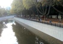 Набережная главной реки Симферополя - Салгира - приведена в порядок