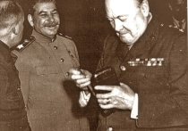 75 лет назад в Ялте состоялась историческая встреча лидеров великих союзных держав антигитлеровской коалиции - СССР, США и Великобритании