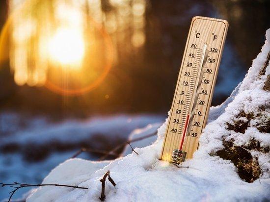 В Ярославле за морозами ждут потепления