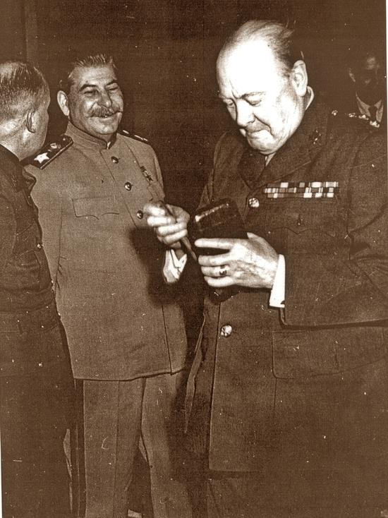 Большая тройка: как Сталин принимал в Ялте союзников
