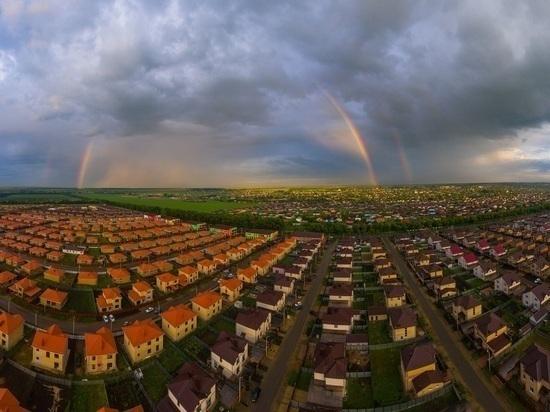 Объем жилищного строительства на Ставрополье вырос на 23% за год