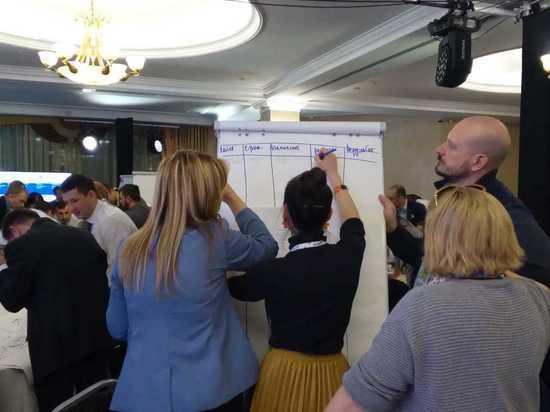 Журналист «МК в Калмыкии» побывал в роли участника конкурса «Лидеры России»