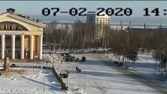В центре Петрозаводска с человеком случился эпилептический припадок