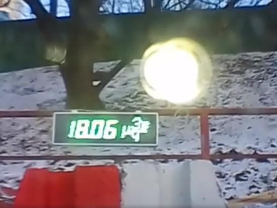 Муниципальный депутат сообщил оскачке радиации вМоскве