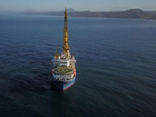 Способный достроить «Северный поток—2» трубоукладчик «Газпрома» покинул порт Находки
