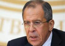 Лавров: Украина отказалась от полного развода сил по указке США