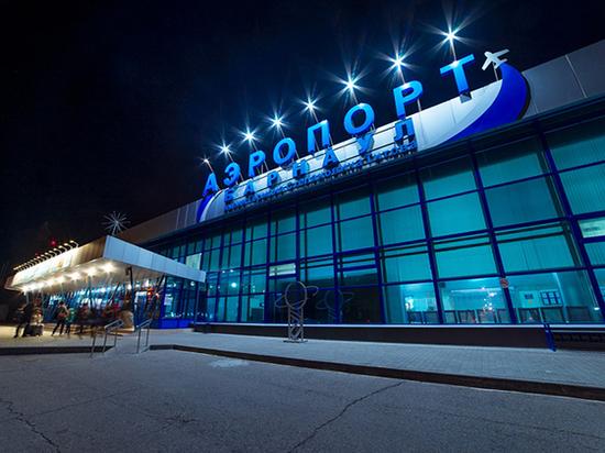 Авиарейсы в Барнауле задержали из-за непогоды