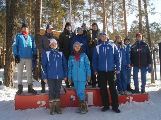 Росгвардейцы Бурятии обогнали спасателей и полицейских на лыжах