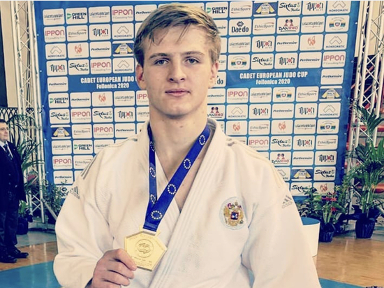 Роман Резников из Железноводска завоевал золото Кубка Европы