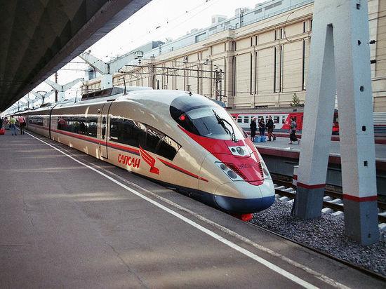 Петербург стал самым востребованным ж/д направлением в России