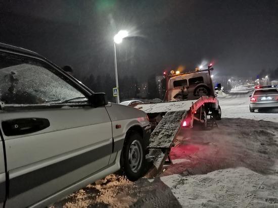 В выходные ГИБДД устроила погоню от Невьянска до Екатеринбурга за нетрезвым водителем