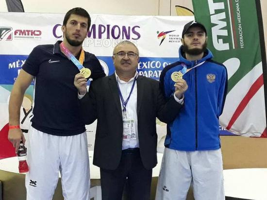Дагестанцы отличились на турнире по тхэквондо в Мексике