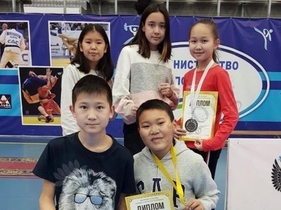 Калмыцкие тхэквондисты победили в турнире «Дети Кавказа»