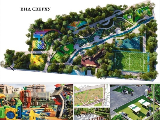 «Аллея любви» и «Школьный сквер» лидируют в Железноводске