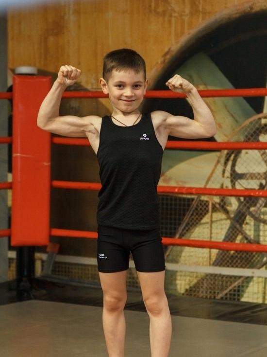Шестилетний магнитогорец попал в книгу рекордов России