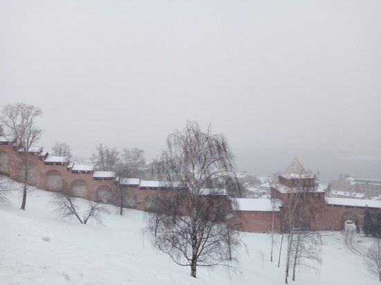Повышение температуры и снег прогнозируют в Нижнем Новгороде