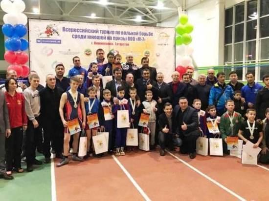 Два борца из Ивановской области стали серебряными призерами турнира в Нижнекамске