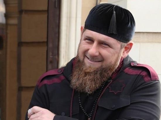 Кадыров показал видео со свадьбы сына главы упрдор «Кавказ»