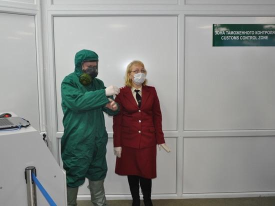 В архангельском аэропорту искали коронавирус