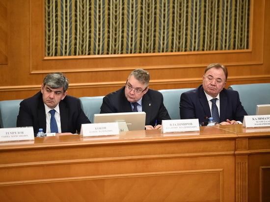 Трутнев призвал пересмотреть программу развития Северного Кавказа