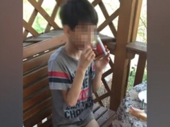 Он расстался с матерью мальчика Алиной Юмашевой несколько лет назад