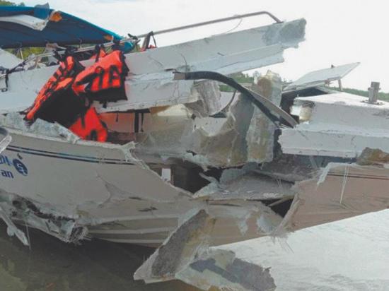 В Таиланде раскрыли причины трагедии с катерами: