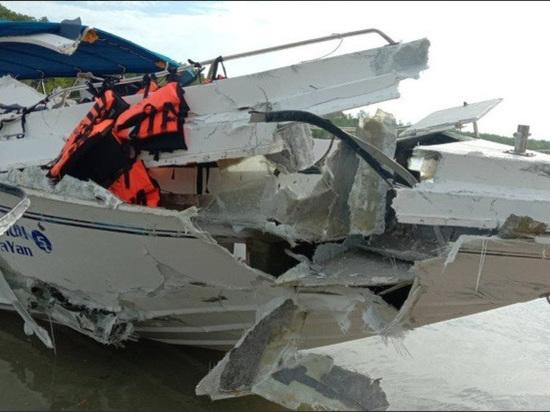 12-летний Ярослав и 6-летняя Мирослава погибли при столкновении катеров в Таиланде – подробности трагедии