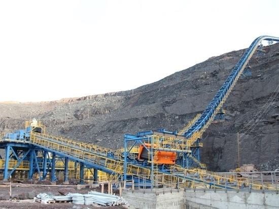 Строительство дробильно-конвейерного комплекса МГОКа вышло на финишную прямую