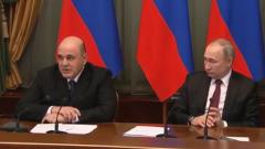 Эксперты дали прогноз: сколько Путин отмерил правительству Мишустина