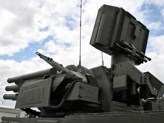 Силы ПВО базы Хмеймим отбили две атаки беспилотников