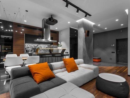 Россияне все чаще выбирают квартиры-студии