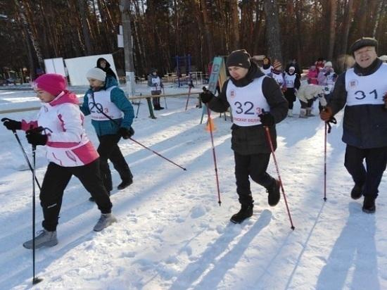Фестиваль зимних видов спорта для инвалидов прошёл в Серпухове