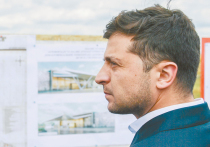 Зеленский принял отставку главы своего офиса Богдана