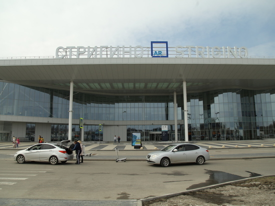Сотрудники нижегородского аэропорта «Стригино» «прикурят» авто