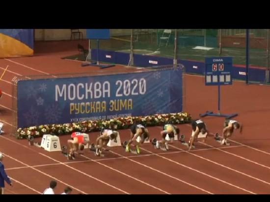 Легкоатлеты Псковской области стали призерами всероссийских турниров