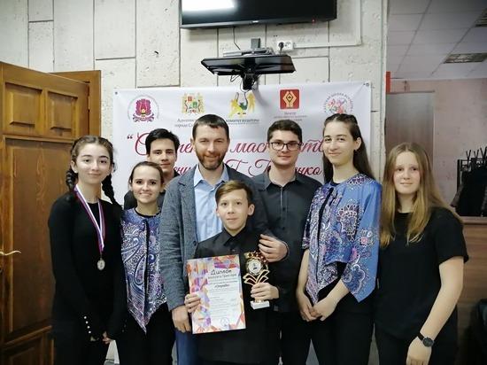 Итоги музыкального конкурса «Ступени к мастерству» подвели в Ставрополе