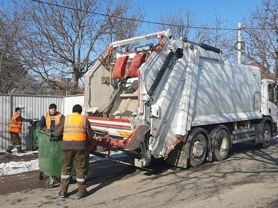 В Железноводске появятся «умные» мусоровозы